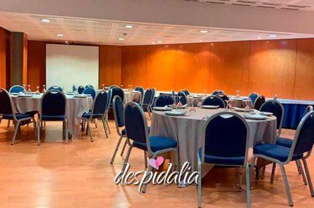 hotel viladomat restaurante2 445x296 - Hotel Restaurante en Viladomat