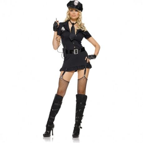leg avenue disfraz femenino policia sexy - Los disfraces más divertidos para una despedida de soltera
