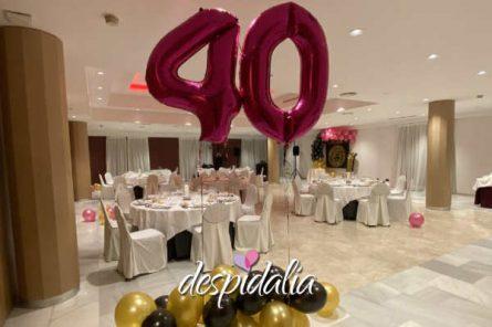hotel restaurante despedidas sabadell2 445x296 - Despedida en Sabadell ¡Privada en un hotel!