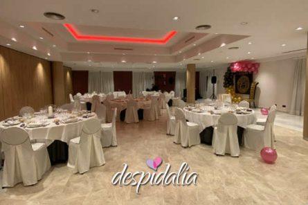 hotel restaurante despedidas sabadell3 445x296 - Despedida en Sabadell ¡Privada en un hotel!