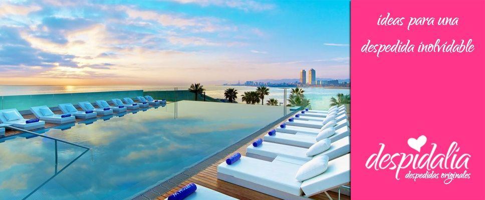 Los 5 hoteles más lujosos de Barcelona