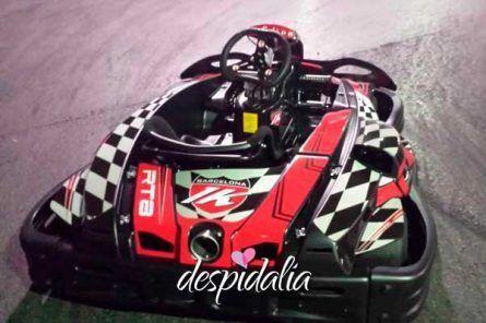 karting barcelona4 445x296 - Humor amarillo + Karting + Cena