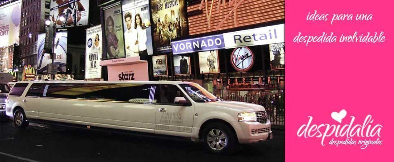 Empresas de limusinas en New York