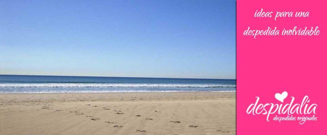playa - Ideas para montar una despedida en la playa