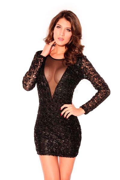 vestido 2 - Los mejores 5 vestidos para ir de despedida de soltera