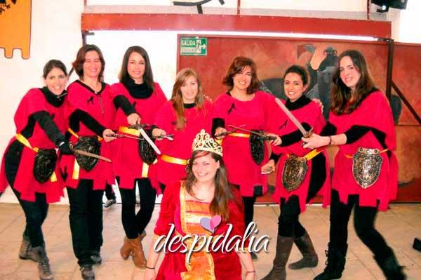 casa rural despedidas madrid2 - Organiza una despedida de soltera con temática medieval