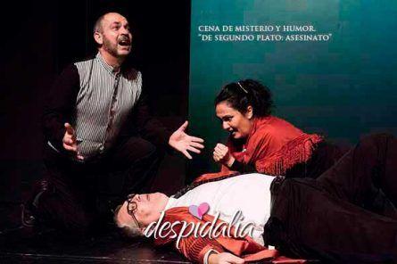 cena misterio barcelona1 445x296 - Cena de Misterio