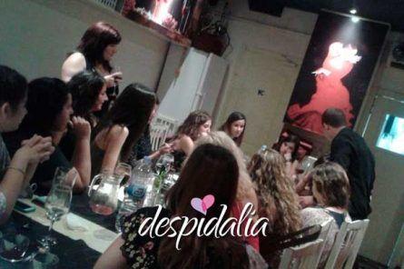 comico despedida barcelona2 445x296 - Cómicos en Sitges