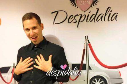 comico despedida barcelona5 445x296 - SPA + Cena + Cómico