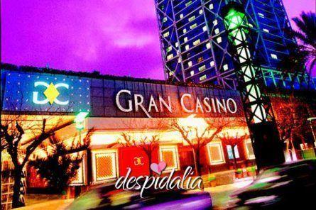 Despedida en el Casino de Barcelona