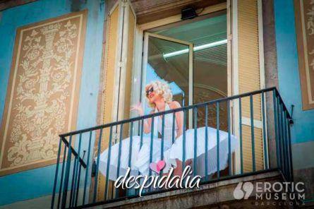 despedida museo erotico barcelona4 445x296 - Entrada + Tour Guiado Marilyn + Cava en Museo Erótico Barcelona
