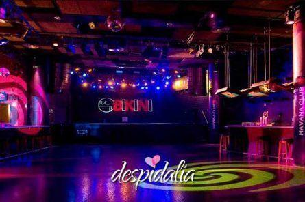 Discoteca Sala Bikini