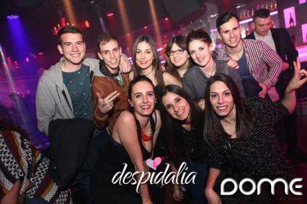 dome discoteca1 445x296 - Cena + Espectáculo + Disco + Copa