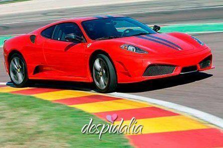 Ferrari F430 en Circuito