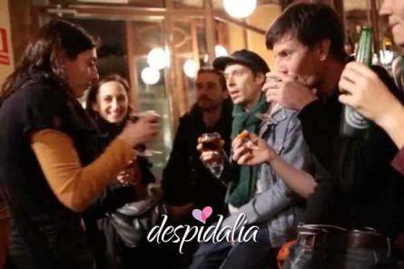 Gincana de Bares + Cena + Disco + Copa