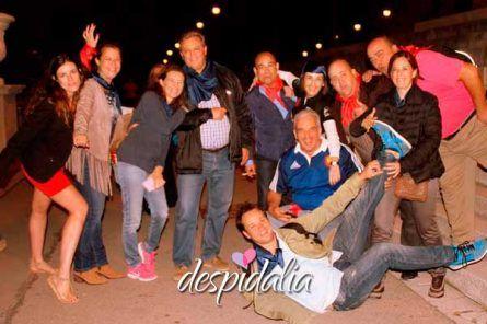 Gincana Olimpiadas en Montjuic