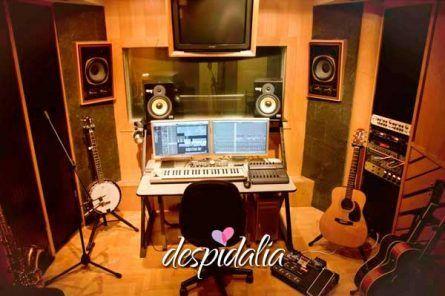 Graba una canción en Estudio
