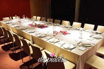 hotel diagonal mar despedidas barcelona4 445x296 - Hotel Restaurante zona Diagonal Mar