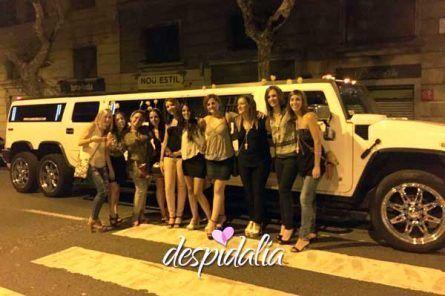 hummer blanca barcelona4 445x296 - Despedida de soltera Sexo en Nueva York