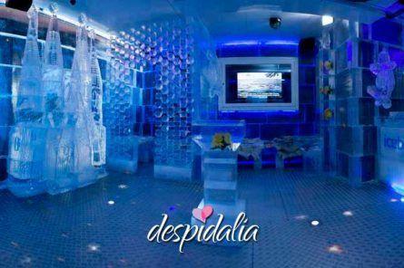 icebar barcelona4 445x296 - Ice Bar Barcelona + Consumición