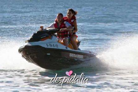 Moto acuática - Jetski