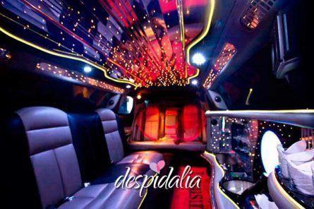 limusina chrisler barcelona3 445x296 - Spa + Cena + Espectáculo + Limusina + Disco + Copa