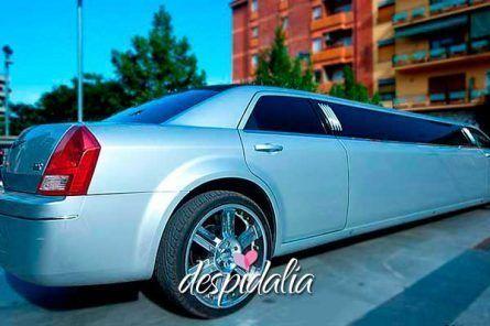 Limusina Chrysler