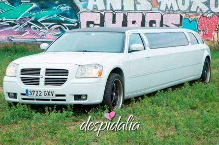 limusina dodge barcelona4 445x296 - Limusina Dodge Magnum