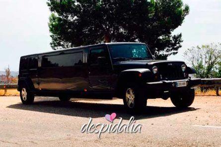 Limusina Jeep
