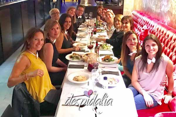 restaurante aribau despedidas2 - Los 10 mandamientos de la buena organizadora