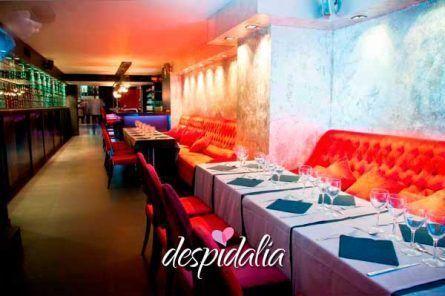restaurante aribau despedidas4 445x296 - Filmación de Video + Cena / Comida
