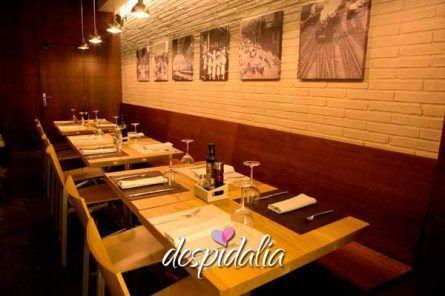 restaurante born barcelona despedidas1 445x296 - Restaurante en el Born
