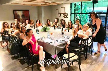restaurante enric granados barcelona despedidas1 445x296 - Gincana de Bares + Cena + Disco + Copa