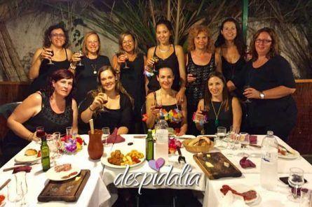 restaurante parc guell despedidas5 445x296 - SPA + Cena + Espectáculo