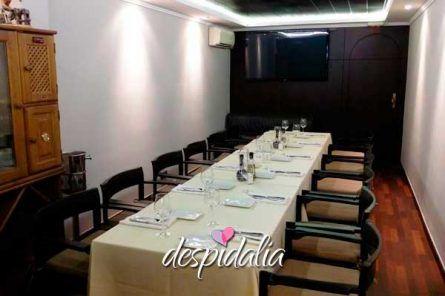 restaurante provenza despedida2 445x296 - Humor Amarillo + Limusina + Cena