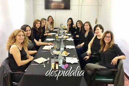 Personal Shopper + Fotos + Cena + Disco + Copa