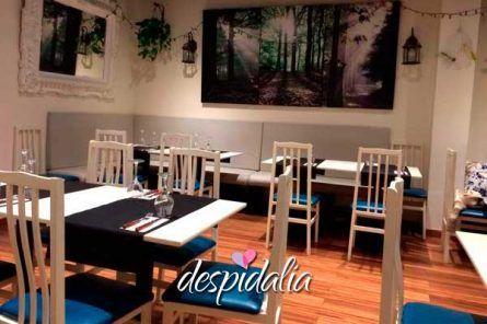 restaurante universitat despedida3 445x296 - Restaurante en Plaça Universitat