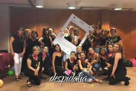 restaurante villarroel barcelona despedidas1 445x296 - Grabación Videoclip + Cena + Disco + Copa