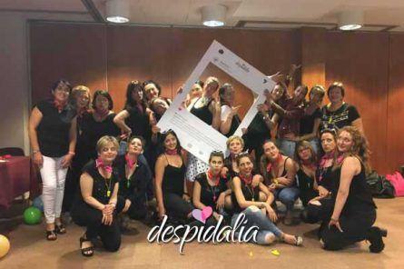 restaurante villarroel barcelona despedidas1 445x296 - Spa + Maquillaje + Sesión Fotos + Cena
