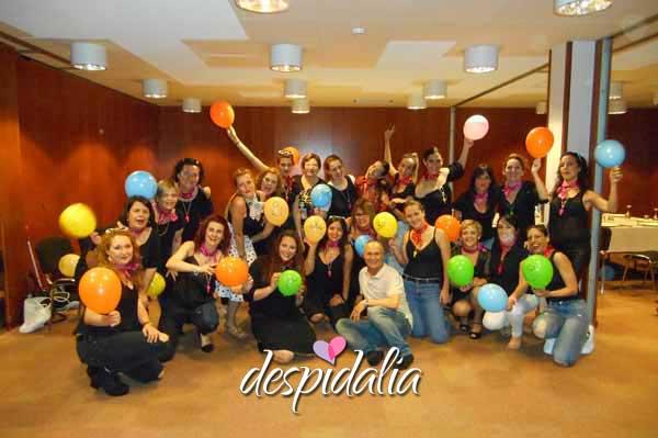 risoterapia barcelona despedidas2 - Los 10 mandamientos de la buena organizadora
