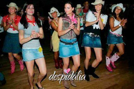 taller baile country despedida barcelona1 445x296 - Taller de country