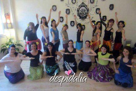 Taller de baile + Cena + Disco + Copa