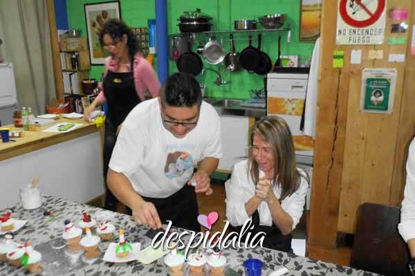 Taller de cupcakes para despedidas de soltera en barcelona - Taller cocina barcelona ...