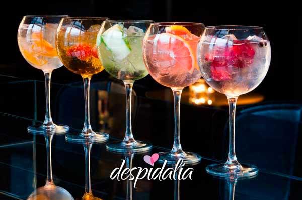 taller gintonics barcelona2 - Cocina afrodisíaca para una despedida de soltera en pareja