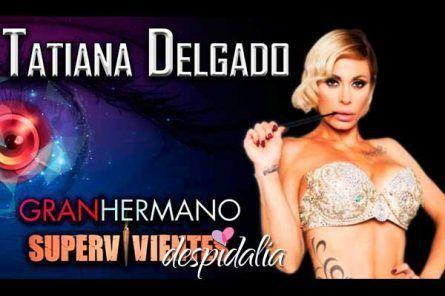 Stripper Tatiana Delgado
