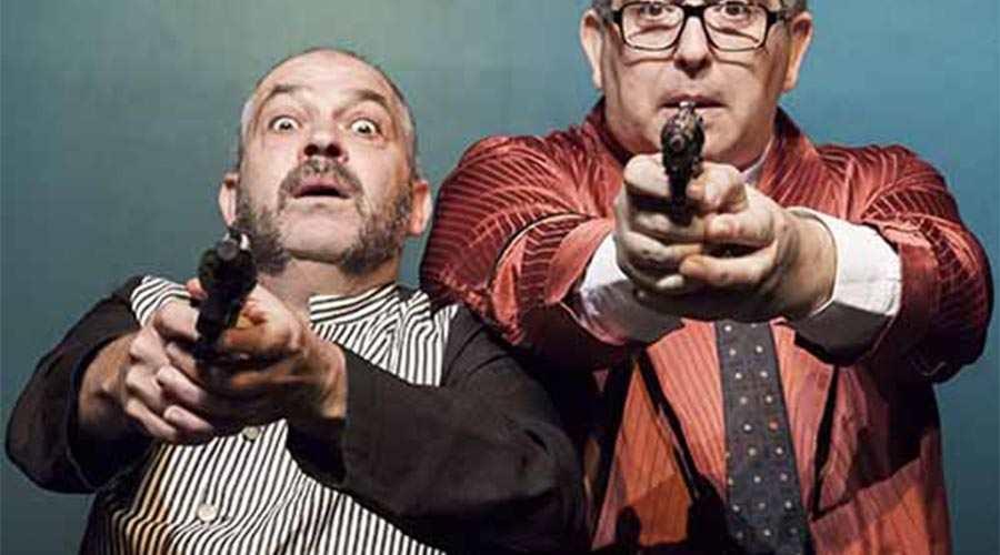 Cena con asesinato en vivo 2 - Cena con asesinato en vivo, muérete de risa