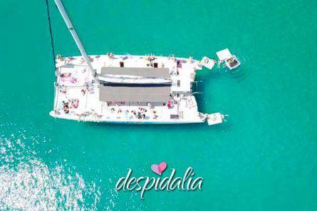 despedida barco costa brava lloret3 445x296 - Despedida en Barco en Lloret de Mar, la Costa Brava