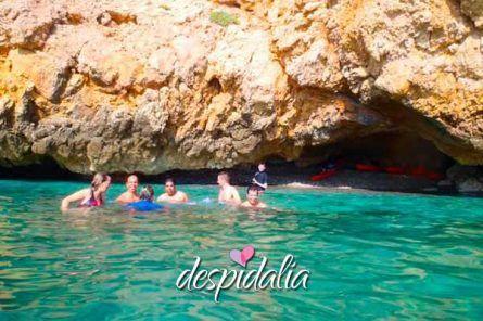 kayak sitges3 445x296 - Excursión Kayak en Sitges