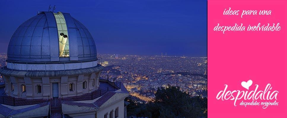 Cena con estrellas en Barcelona