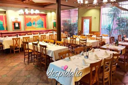 Restaurante en Caspe